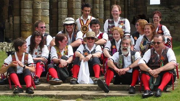 Lady Bay Revellers Morris group photo